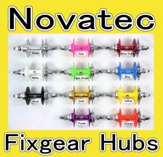Fixed Gear Track Colour Hubs A165 A166SBT cycling fixedgear wheels