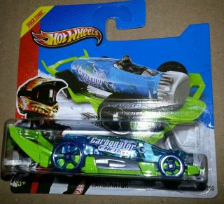 Hot Wheels 2013 136 Hidden Secret TREASURE HUNT THunt Carbonator New