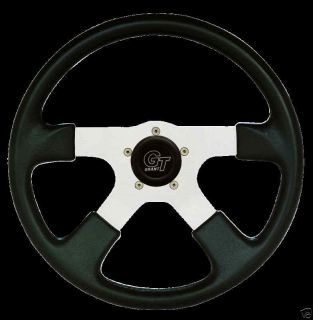 Go Golf Cart Custom Grant Steering Wheel Adaptor