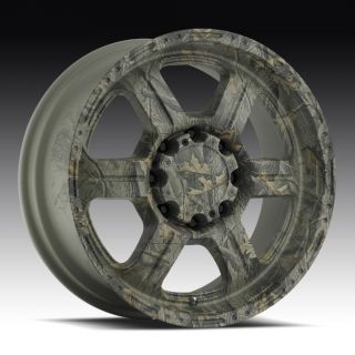 17 inch V Tec 326 Camo Wheels Rims 6x5 5 6x139 7 18