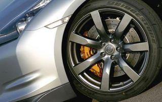 18 Nissan GTR Gunmetal Staggered Rims Wheels Altima Ser Maxima SE SL