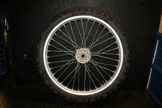 Suzuki RMZ250 RMZ 250 Front Wheel Rim Hub Stock