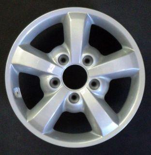 2007 Kia Sorento 17 5 Spoke Factory Alloy Wheel H 74596