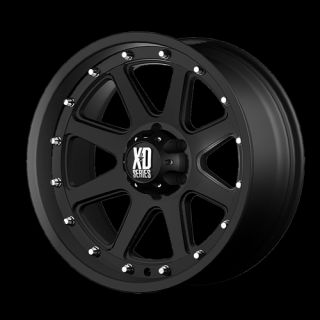 XD Addict 798 17 x 9 Ford Chevy Dodge RAM Wheels
