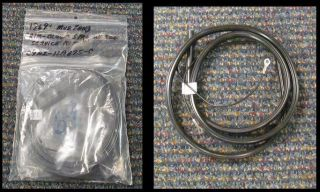 1969 Mustang Rim Blow Steering Wheel Service Kit