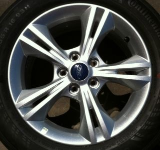 16 16 2012 Ford Focus Factory Wheel Rim