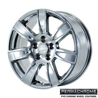 Buick Lacrosse 18 PVD Chrome Wheel Rim 4095