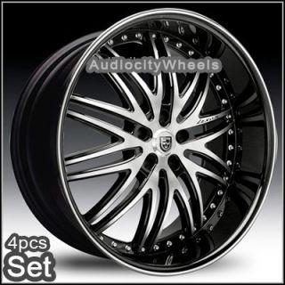 26Lexani LX10 Wheels Rims Chevy Ford Cadillac F150 RAM