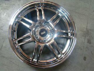 2005 13 Mustang Chrome SVE Anniversary Wheel 18x9 LRS 1007CAC