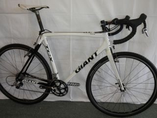 Cyclocross Bike Size M L 56cm SRAM Force Group TRP No Wheels
