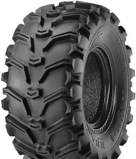 Two New Kenda Bear Claw ATV Tires 6 Ply 24X10 11