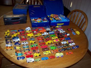 Hot Wheels Matchbox Car Collection 158 Items