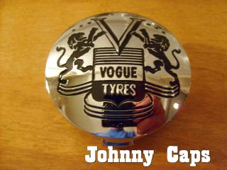 Vogue Tyres Wheels Chrome Center Caps #504H174 2 Custom Wheel Chrome