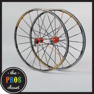 Mavic Ksyrium SL Wheel Set 700c Road Bike Shimano Cyclocross
