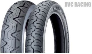 Harley Davidson Sportster Front Rear Set Kenda Kruz Tires 100 90 19