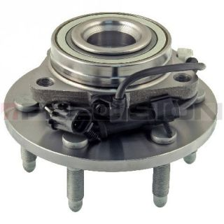 Front Chevy GMC Wheel Hub Bearing Assembly 6 Studs 4x4 AWD 4WD ABS