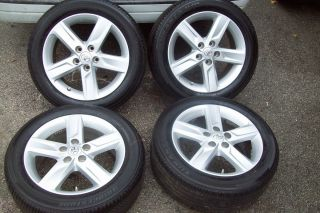 Toyota Camry 17 Wheels Tires Factory TPMS 2011 2010 215 55 17