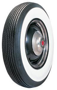 Lester 650 16 White Wall Tire