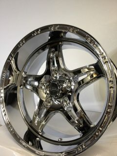 Raceline Renegade 5 Wheels Rims Dodge RAM 1500 5x5 5 18x8 5