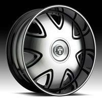 Wheel Set Black Machined 20x8 5 Rims rwd 5 6 Lug 1pc Wheels
