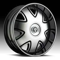 Wheel Set Black Machined 20x8 5 Rims rwd 5 6 Lug 1pc Wheels