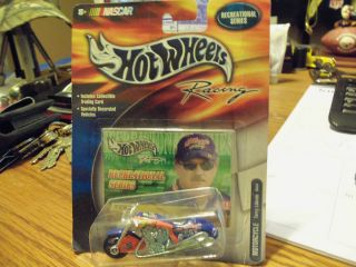2001 Hot Wheels Recreational Series NASCAR Motorcycle Terry Labonte