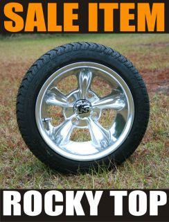 Sale 12X7GODFATHER Golf Cart Wheels and 215 40 12 Low Profile Tires