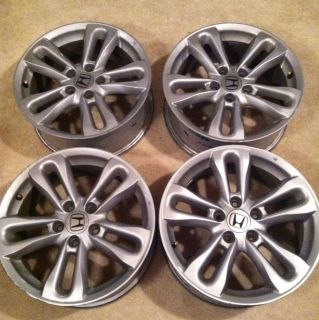17 Honda Civic SI OEM Wheels EX LX Acura TL TSX Accord MAKE OFFER