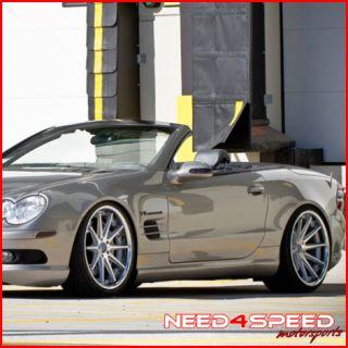 E320 E350 E500 E550 E55 Rohana RC10 Concave Silver Wheels Rims