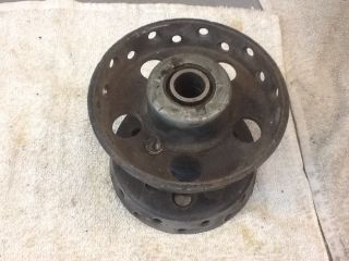 Harley Davidson Panhead Knuckle Head Wheel Hub