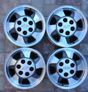 Tahoe Astro Silverado Avalanche 16 Factory Wheels Rims 5096