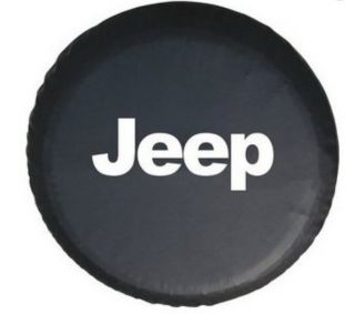 Spare Wheel Tire Cover Fit for 2002 2011 Jeep Wrangler Liberty 225