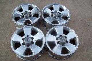 Sequoia Tundra 4Runner Tacoma Wheels Rims Caps 04 05 06 07 0