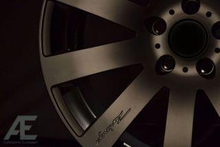 Mercedes C230 C240 C250 C280 Wheels Rims and Tires HR4 Matte Black