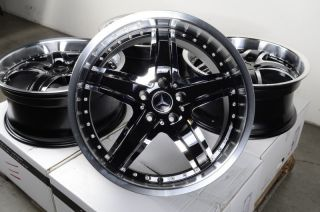 19 Mercedes Benz Wheels Rims 5x112 CLK320 SLK280 S550 S600 ML320 GL350