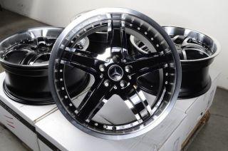 19 Mercedes Benz Wheels Rims 5x112 CLK320 SLK280 S550 S600 ML320 GL350