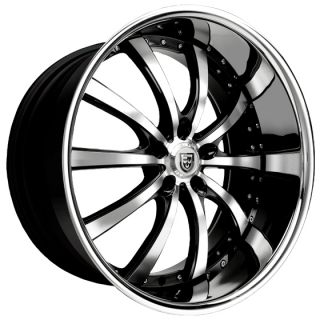 inch Chevy Camaro SS Lexani LSS 10 Wheels Rims Tires 275 255 30