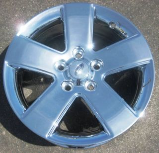 16 Factory Ford Fusion Chrome Wheels Rims Exchange Your Stock