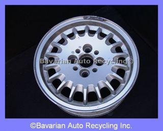 BMW 14 Factory Wheel E30 318 318i 318IC 318IS