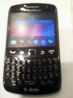 Blackberry Curve 9360 Black Smartphone T Mobile GSM Sim