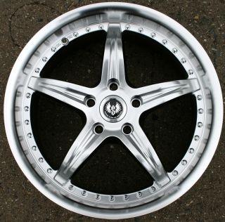 Stern de Elegance ST11 18 H Black Rims Wheels Benz CLK320 CLK430 18 x