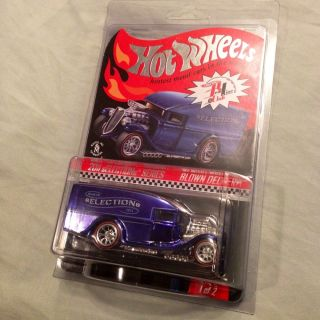 Hot Wheels RLC Selections Blown Delivery 2011