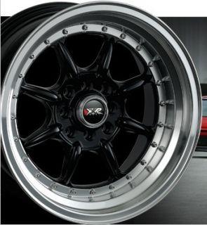 16 inch XXR 002 Old School Flavor Wheels Nissan Toyota Scion