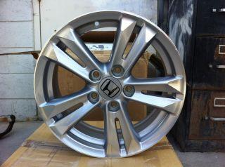 2012 Honda CRZ CR Z 06 07 08 09 10 11 12 Honda Civic 4 16 Wheels OEM