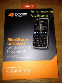 BRAND NEW SEALED BlackBerry Curve 9310 WIFI GPS OS7 Camera BOOST