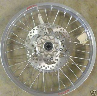 Complete Rear Wheel Rim Yamaha YZ YZF WR 250 426 450
