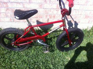Old School BMX Mongoose Skyway Tuff Wheels 16 Bike Bicycle