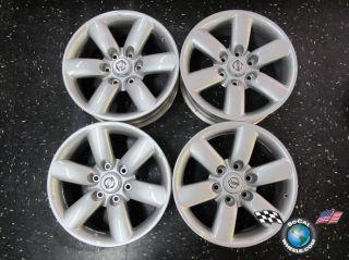 Titan Armada Factory 18 Wheels Rims 62493 40300ZQ01BTA60