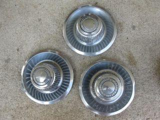 Nova Chevelle Ralley Ralleye Wheel Rims Center Derby Caps 396
