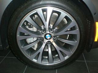 BMW GT 7 Series F R Alloy Rim Set Style 315 Y Spoke New